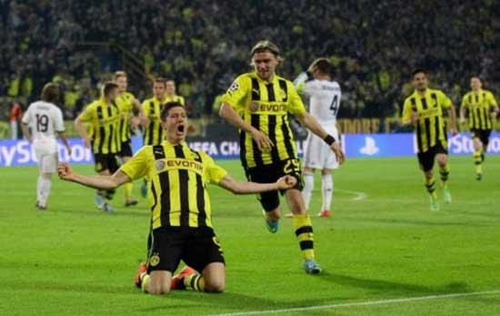 Dortmund Tak Sabar Tunggu Real Madrid