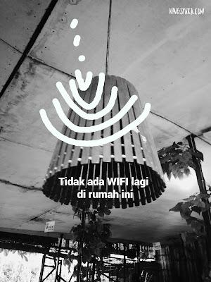 Cerpen: Ibu, Wifi dan Surga oleh Ningspara