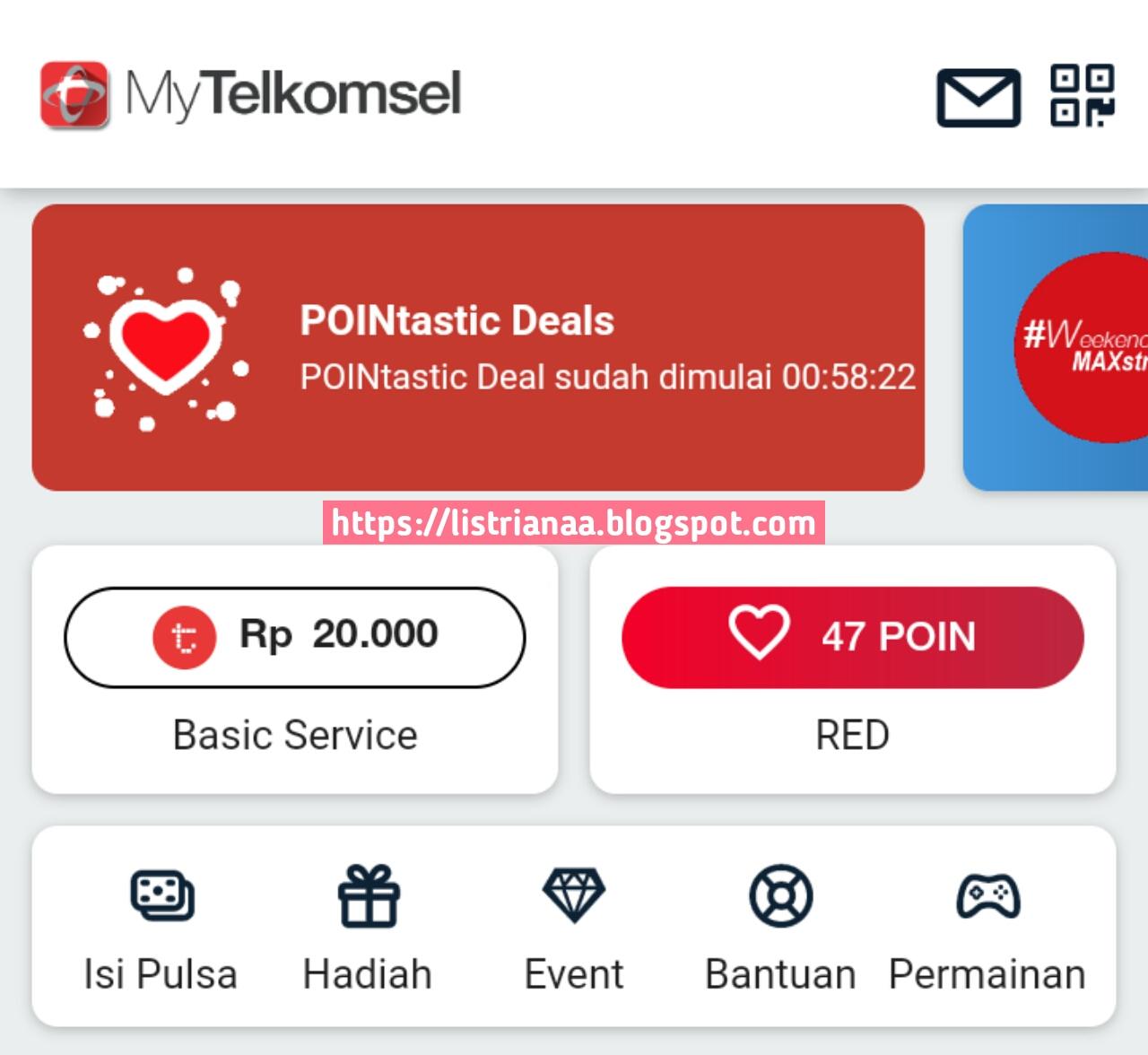 Ikut Event Pointastic Deals Bisa Dapat Saldo Tcash Dan Smartphone, Tutorialnya ? 2