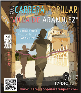 Carrera Popular Villa de Aranjuez
