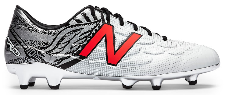 f6044f052 New Balance Visaro Aaron Ramsey Limited-Edition Boots Released ...