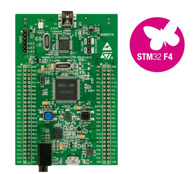 Elektronika i Programowanie: [28] STM32F4 - USART RX oraz TX z DMA
