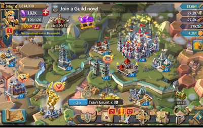 Lords Mobile MOD APK DATA2