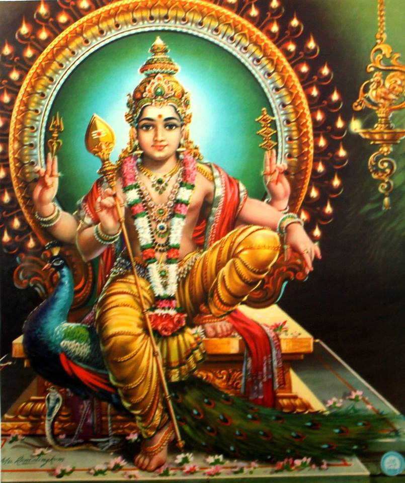 Gods Own Web Lord Murugan Rare Hd Wallpapers Images