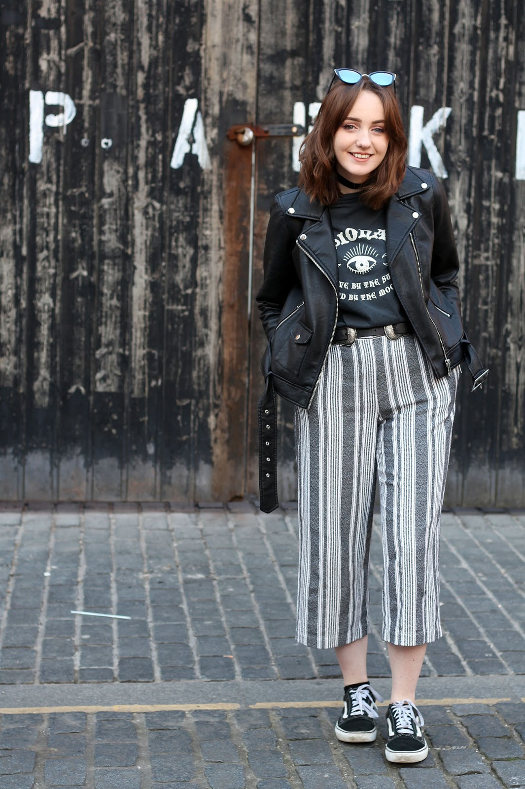 What to wear to a gig: Liverpool fashion blogger outfit