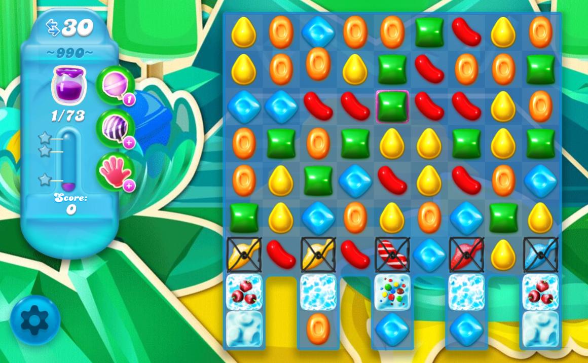 Candy Crush Soda Saga 990