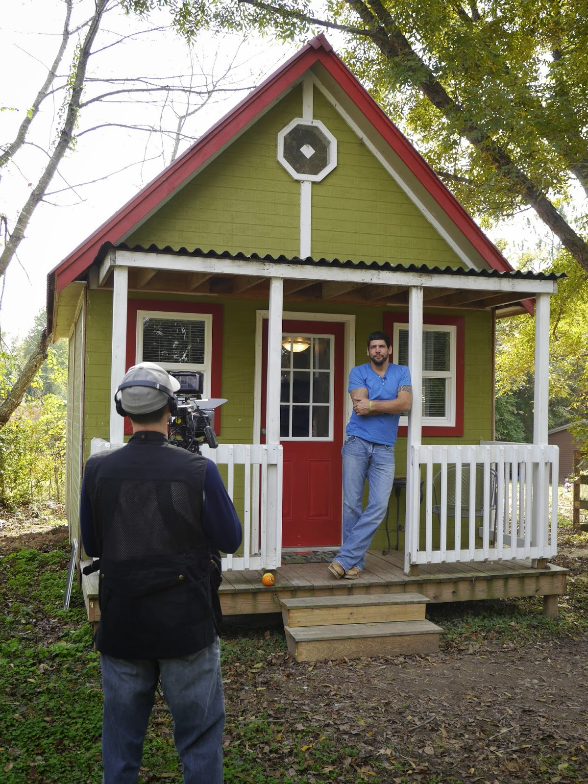 Relaxshacks Tiny House Building And Design Workshop