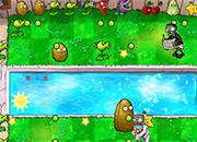 Plants vs zombies Pool adventures