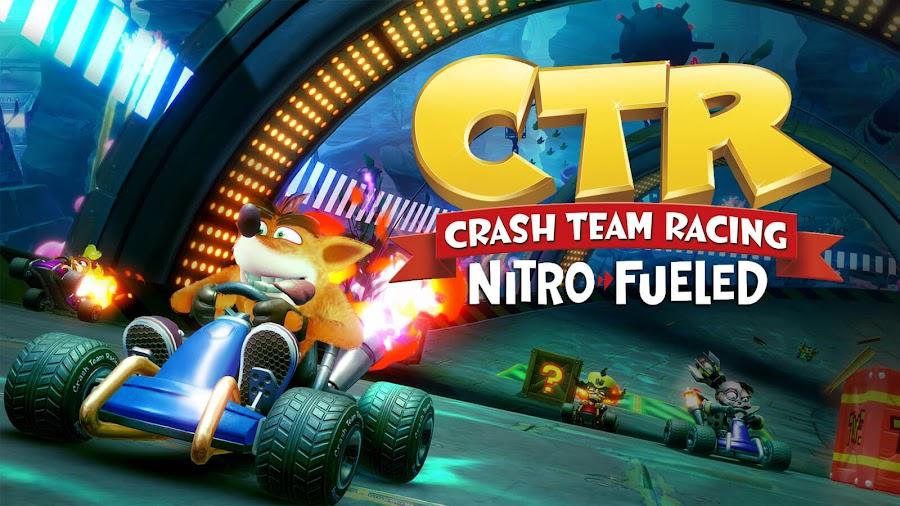 crash team racing remastered 2019