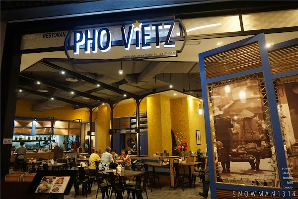 Vietnam Cuisine - Pho Vietz, Atria Shopping Mall