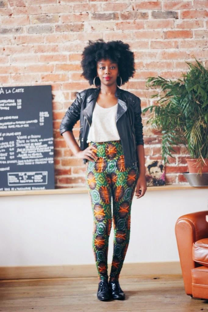 Nothing But The Wax L 39 Influence Des Bloggeuses Sur La Mode Africaine