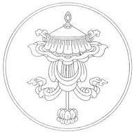 paraguas budismo simbolo significado