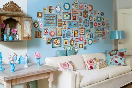 Comfortable white sofa for living room decor interior design
