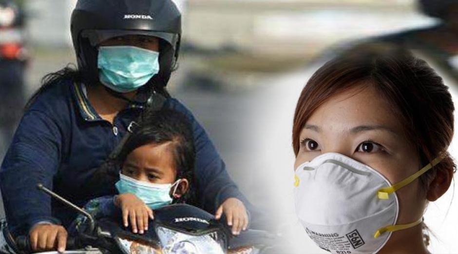 Masker polusi