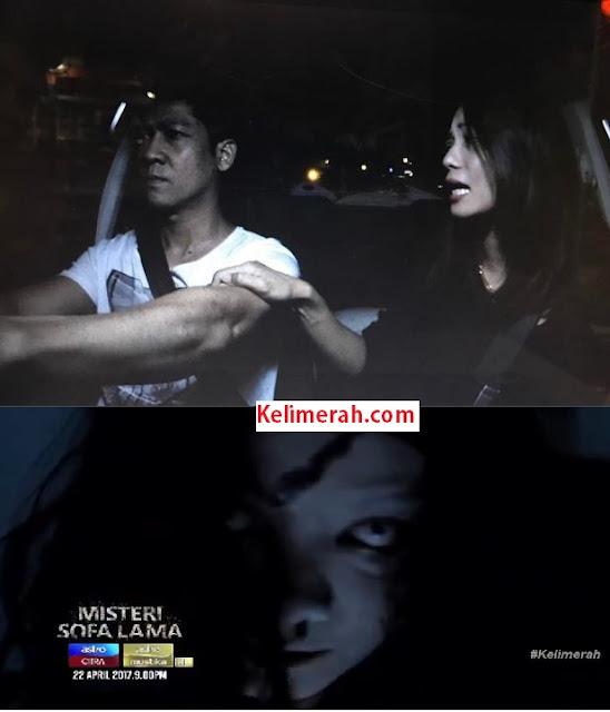 Misteri Sofa Lama Lakonan Zarul Umbrella dan Intan Sarafina
