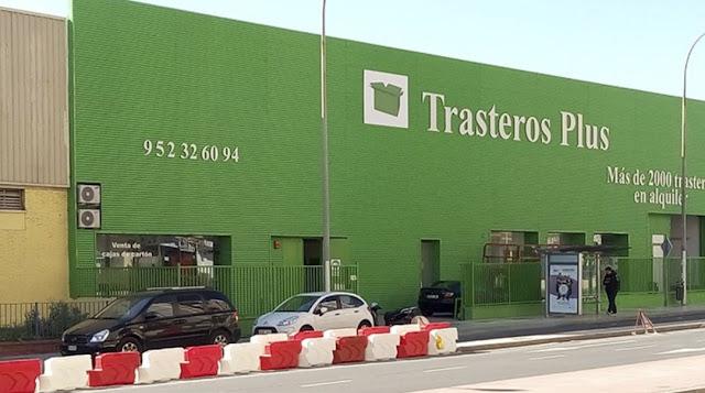 TRASTEROS PLUS MÁLAGA