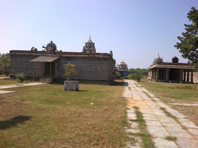 Sri Singeeswarar Temple Complex
