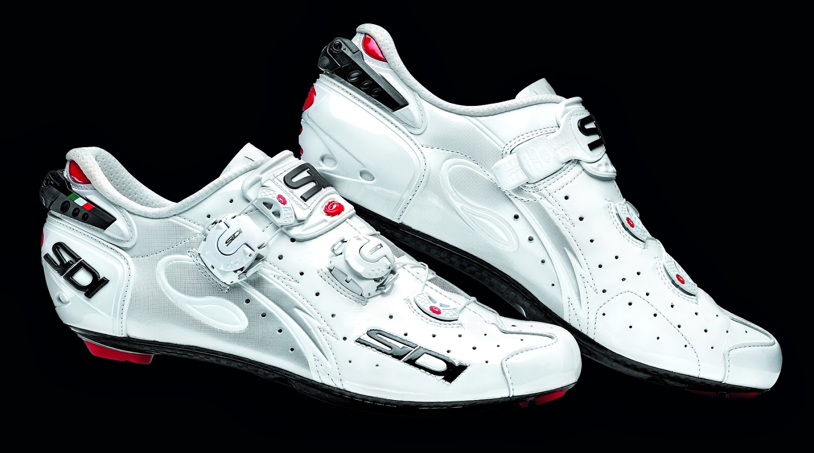 Veloruck Sidi Wire Carbon De La Haute Couture