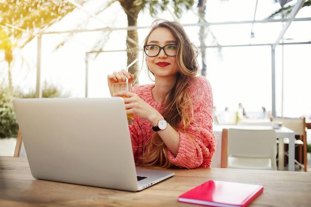 Give gode råd på nettet og tjen penge