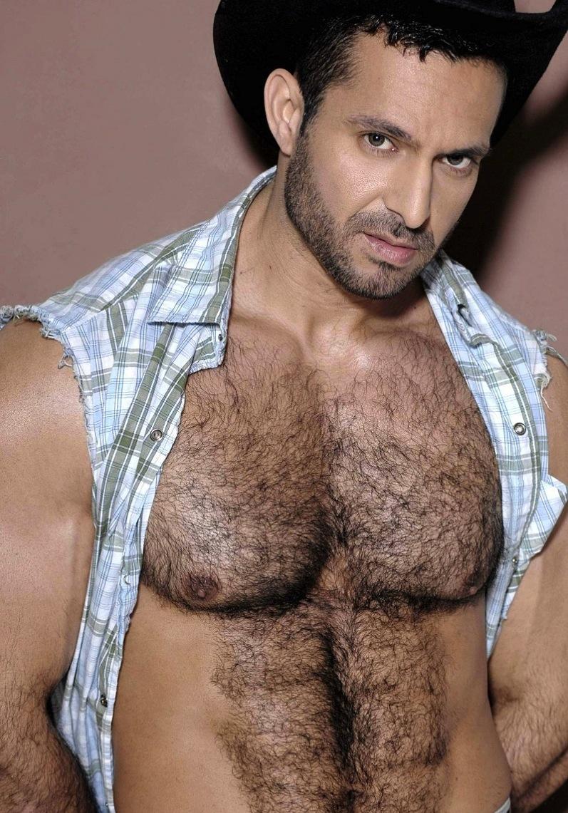 Adam Champ master men: hot sexy and hairy underwear model adam champ