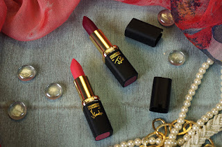 L'Oreal Paris Color Riche La Vie En Rose Lipsticks, Loreal Makeup,makeup, lipstick review, lipstick, beauty, mascara, eyeliner, beauty blog, beauty blogger, red alice rao, redalicerao