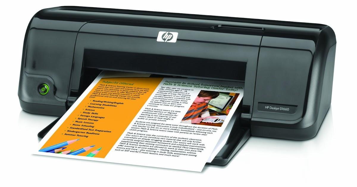 Hp Deskjet D2563 Printer Driver