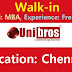 Unibros Technologies Walk-in Drive HR Executive @ Chennai - Apply Now