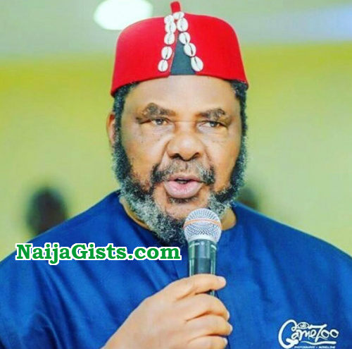 pete edochie 70 birthday