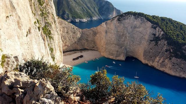 Zakynthos - czyli jak przeżyć niezapomniane greckie wakacje