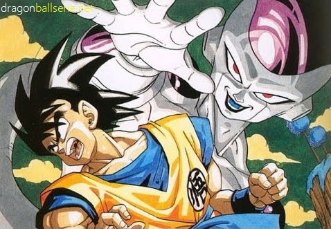 Dragon Bal Z - Saga de Freezer Latino (EP036 - EP107)