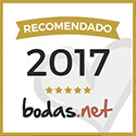 Recomendado en bodas.net