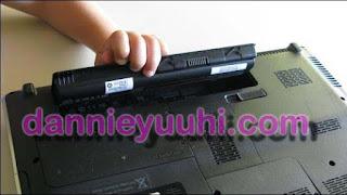 Tips untuk merawat battery laptop