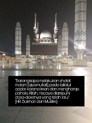 Ini Amalan Yang Dianjurkan Oleh Rasulullah SAW Di 10 Hari Terakhir Ramadhan
