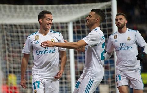 Asensio và Vazquez là những cầu thủ giá rẻ chất lượng cao của Real