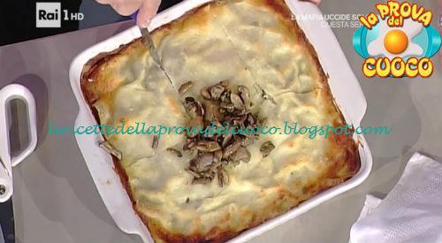 Lasagna di nonna papera ricetta Moroni da Prova del Cuoco