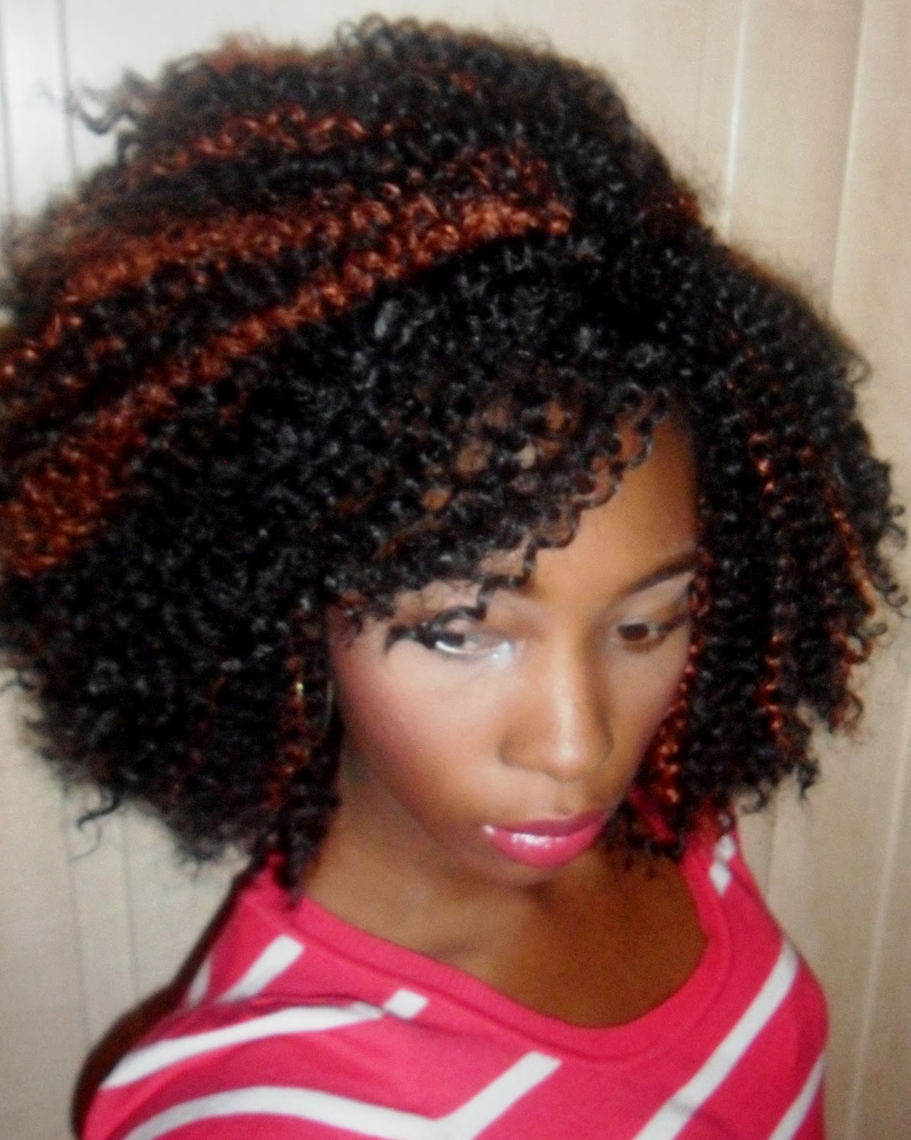 Project RayRay: PROTECTIVE STYLE: Crochet braids