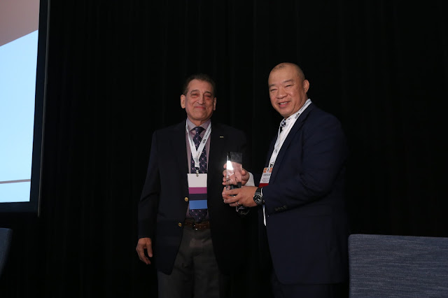 Dr. Gregory Yep Receives FEMA Excellence in Flavor Science Award