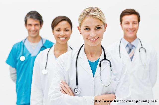 Dịch vụ y tế tại chung cư hateco apollo
