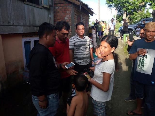 Relawan ISO santuni Koban Kebanjiran