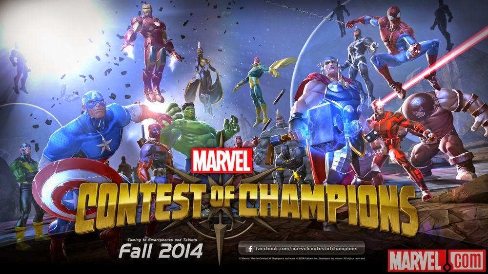 marvel Marvel Contest of Champions v12.2.0 APK + OBB DATA Apps