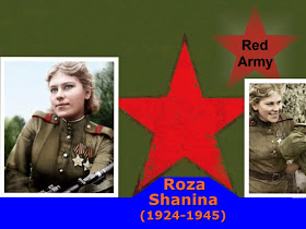 Ρόζα Σάνινα. Η σκοπεύτρια που έτρεμαν οι ναζί