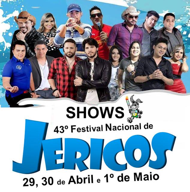 43º Festival Nacional de Jericos em Panelas-PE