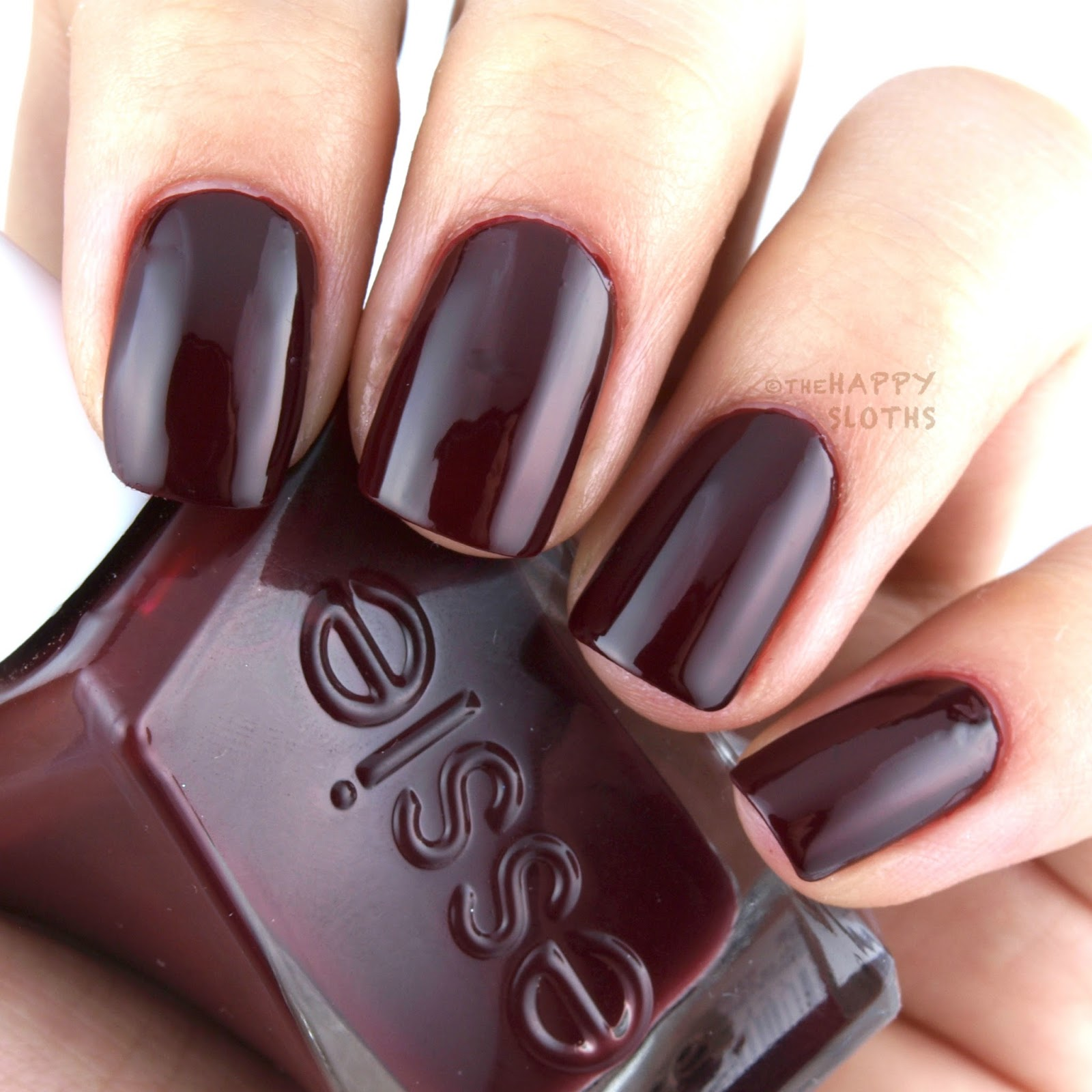 Essie Gel Couture Nail Polish: Review and Swatches | The Happy ...