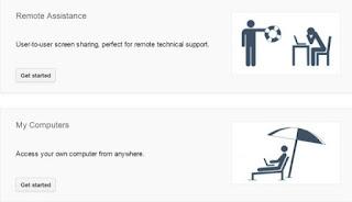 Cara Mengontrol Laptop PC Dari Ponsel Android