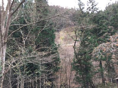 松渓館周辺の景色