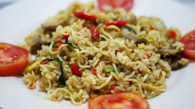 Resep Nasi Goreng Mawut Sederhana Yang Gurih