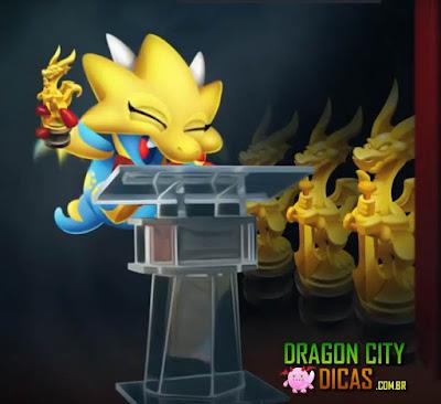 Nomeie os Melhores Dragões!