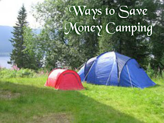 Ways to Save Money Camping