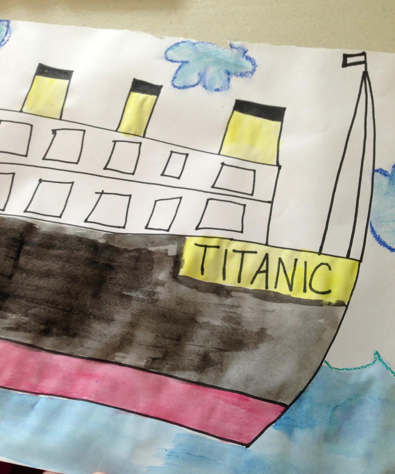 American History Titanic
