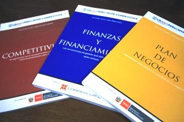 "Colección ""MyPE Competitiva"": 7 Libros sobre Gestión de empresas"